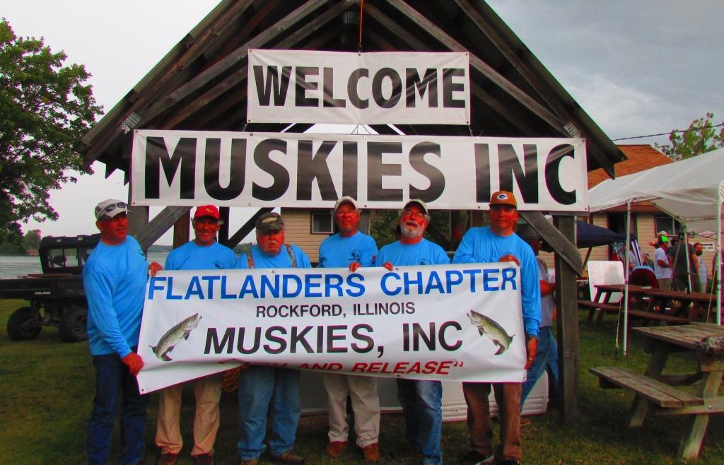 2018 Flatlanders Chapter Challunge Team