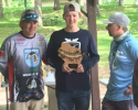 CCMI Youth Muskie Championship - Alex Larson